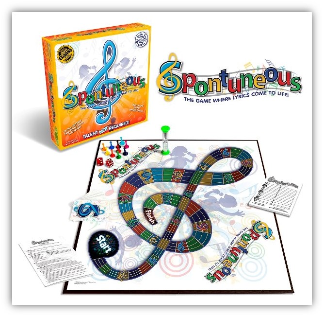 Spontuneous Game Night