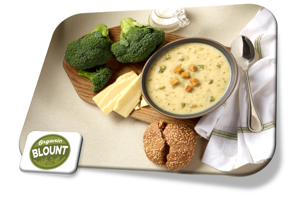 <small>Blount Organic Gourmet Soup Party</small>