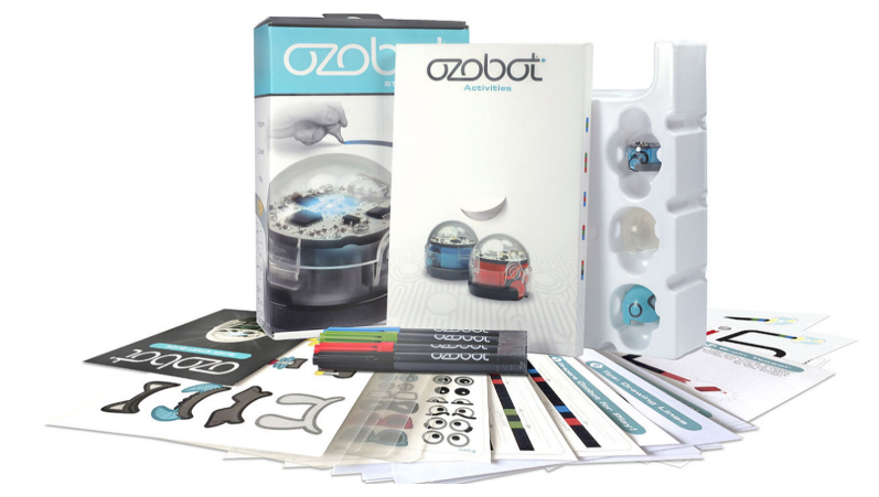 Ozobot Back-to-School Party