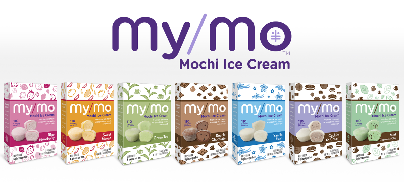 FREE MyMo Mochi Ice Cream Part...