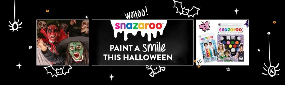 Snazaroo Halloween Party