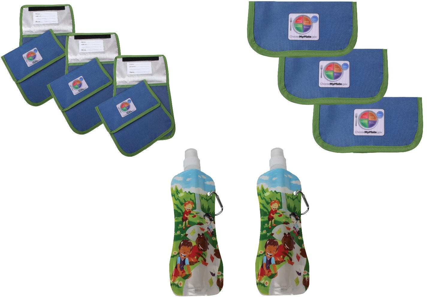 <b>Fresh Baby On-the-Go Pack</b>
