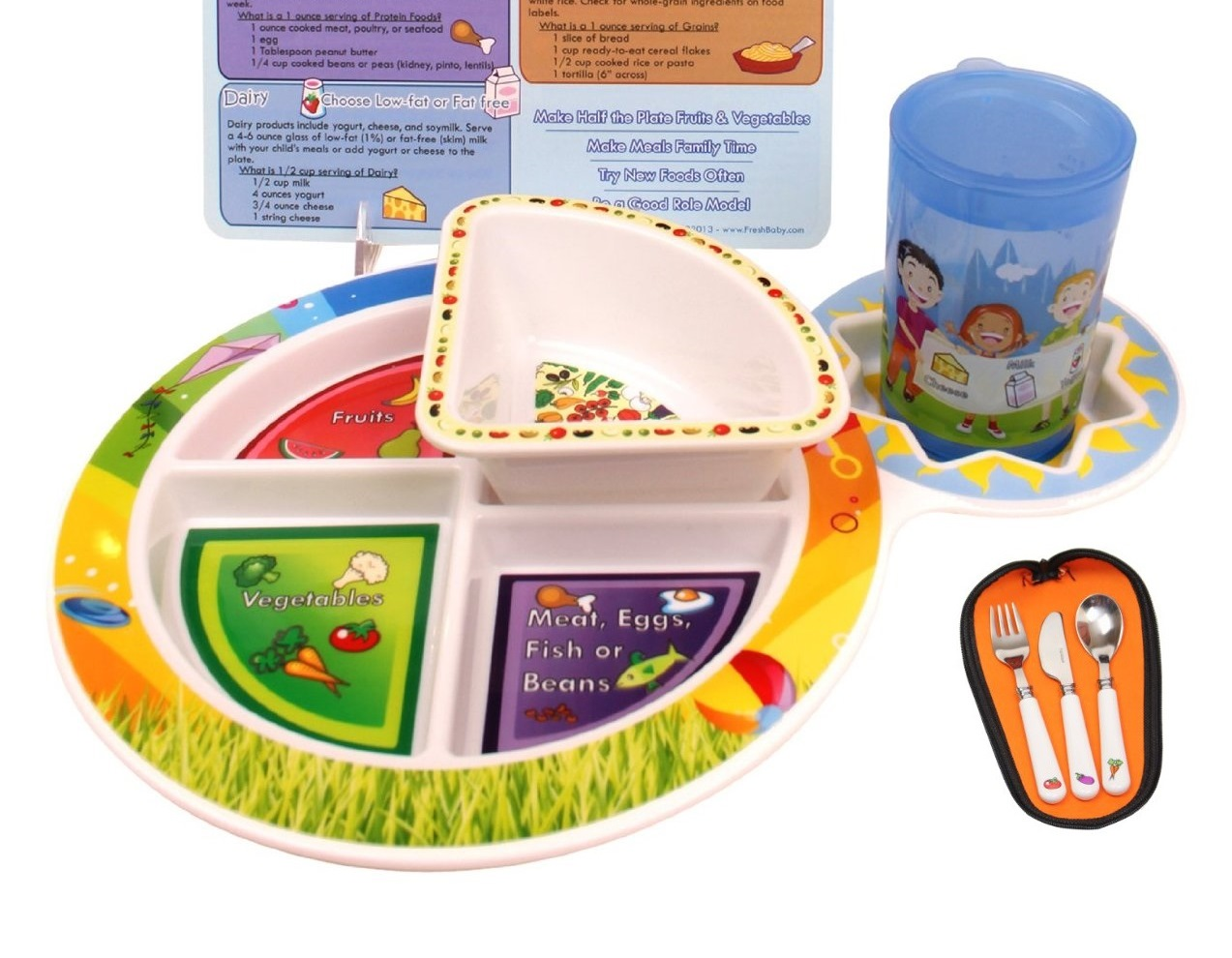 <b>Fresh Baby Dinner Pack</b>