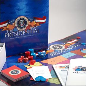 The Presidential Game Party
