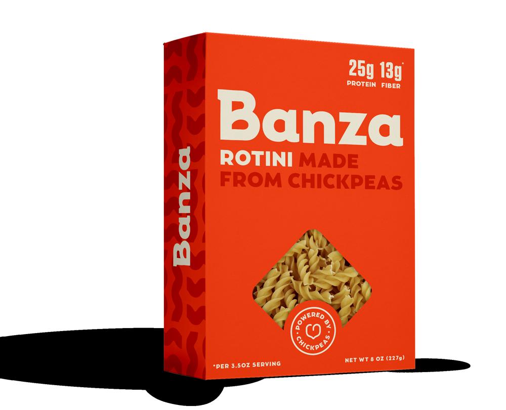 Banza Pasta Party