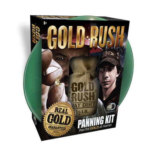 Gold Rush Panning Party