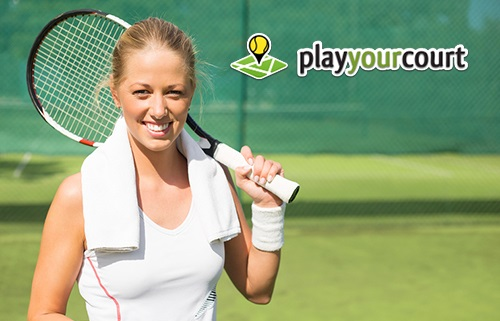 PlayYourCourt Tennis Lessons