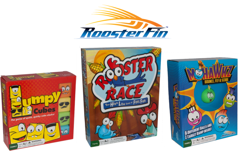 <small>RoosterFin Ultimate Game Pack</small>