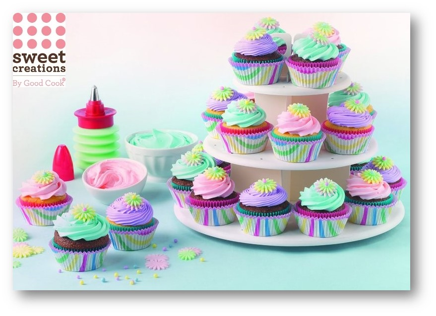 Oodles of Fun Cupcake Party