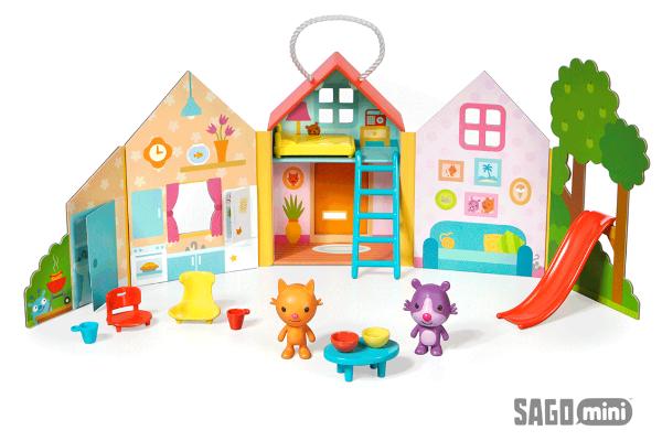 Sago Mini Kids Party