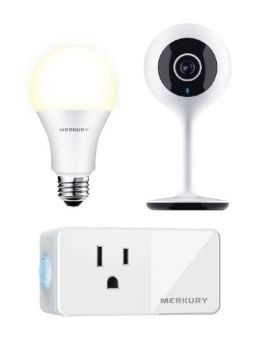 <small><b> Merkury Innovations Smart Home TryaBox</small></b>