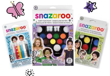 <small>Snazaroo Halloween Party</small>