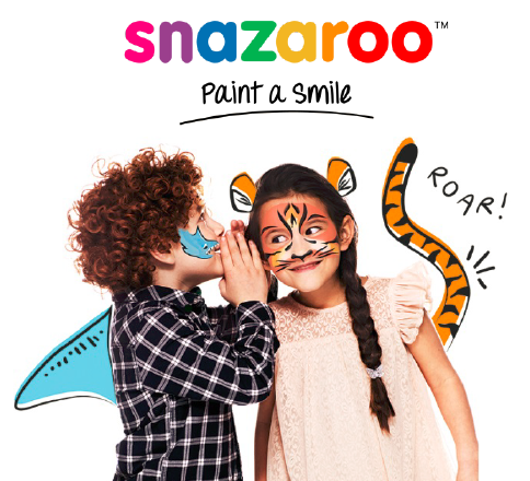 <small>Snazaroo Paint a Smile for Summer Party</small>