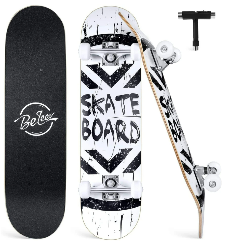 <small>Beleev Skateboard Giveaway</small>