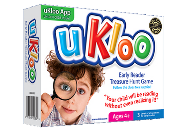 <small>uKloo Early Reader Treasure Hunt Game</small>