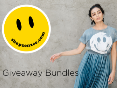 """<small>Zenzee's """"Wear Happy"""" Giveaway</small>"""