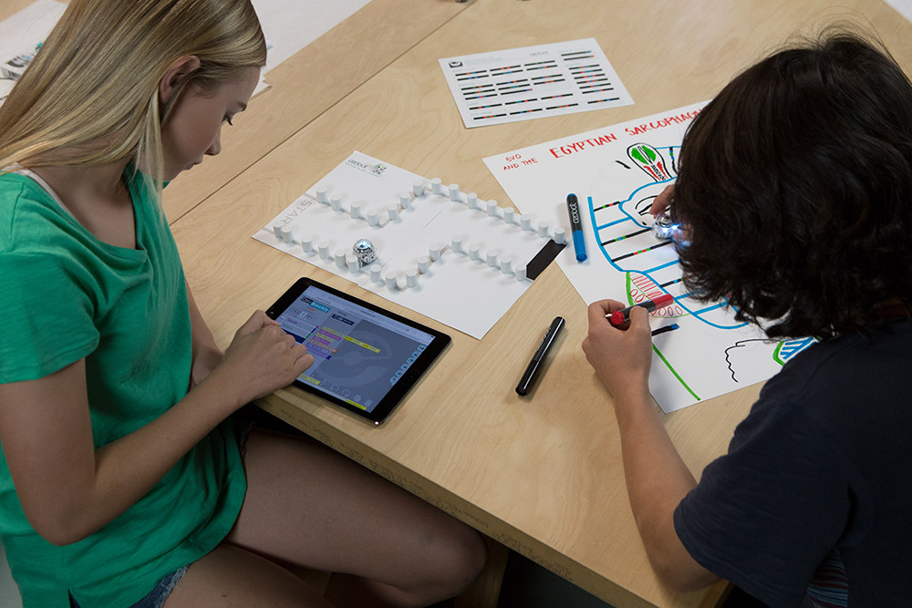 <small>Ozobot Edu Party - Coding & Creativity with Robots</small>