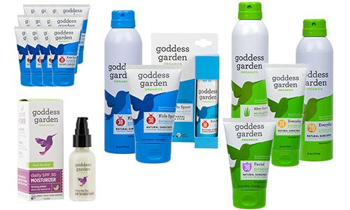 Goddess Garden Pool Party