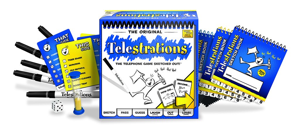 <small>Telestrations Game Night</small>