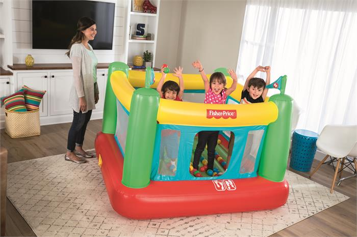 <small>Bestway® Bouncers & Ball Pit Play Date</small>