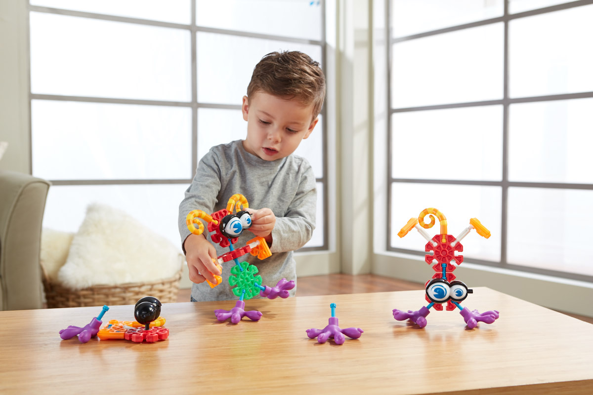 <small>K'NEX Play Time Party</small>