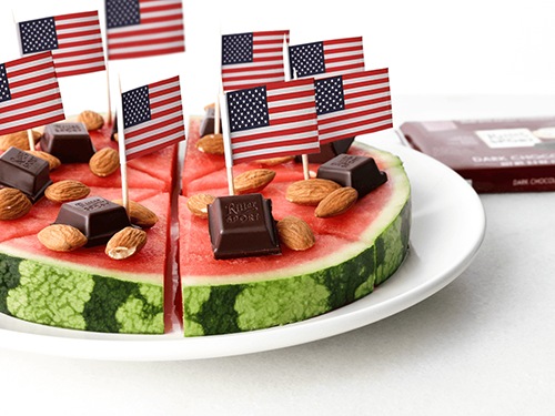 <small>Ritter Sport Chocolate Veteran's Day Party</small>