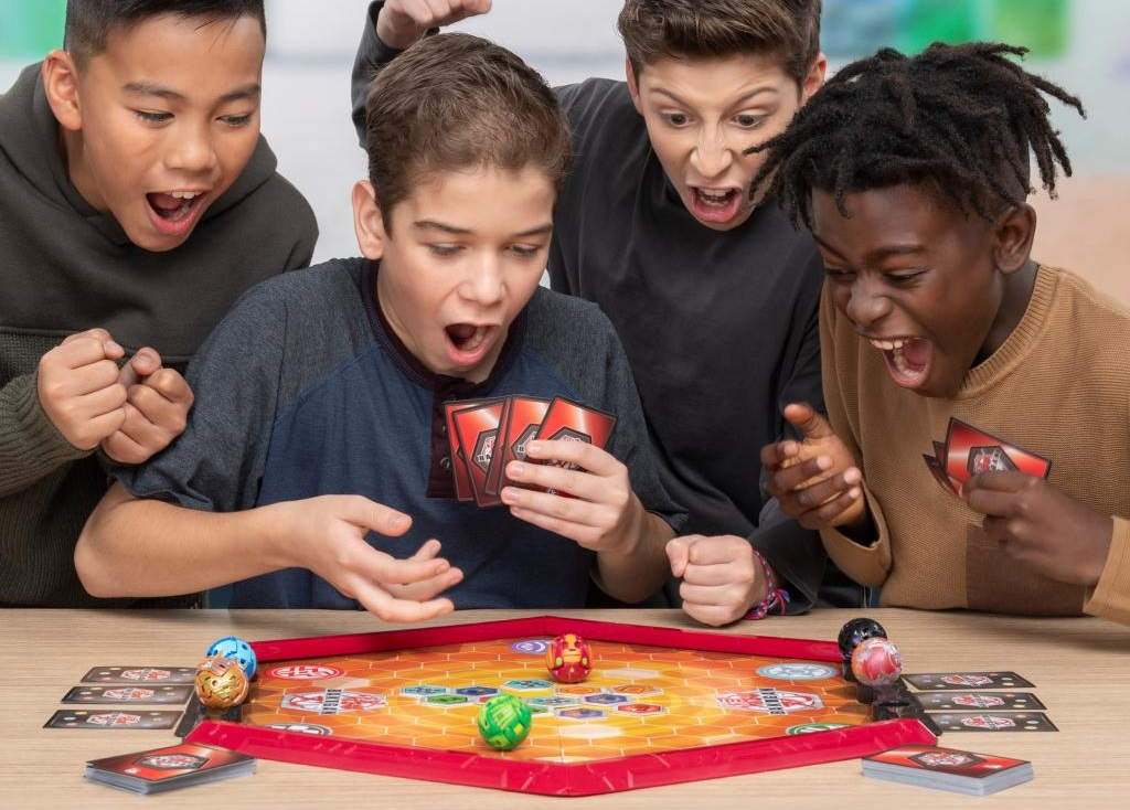 <small>Bakugan Face Off Party</small>