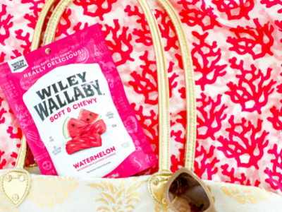 <small>Wiley Wallaby Gourmet Licorice Party</small>