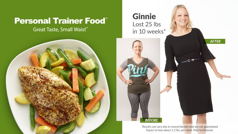 Personal Trainer Food Fall Weight Loss Challenge