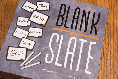 Blank Slate Game Night