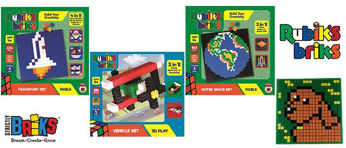 Rubik's Briks