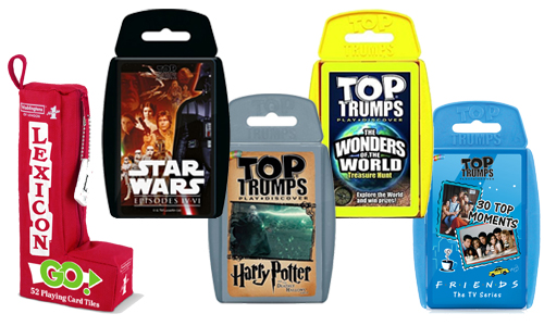 <small>Top Trumps Game Night</small>