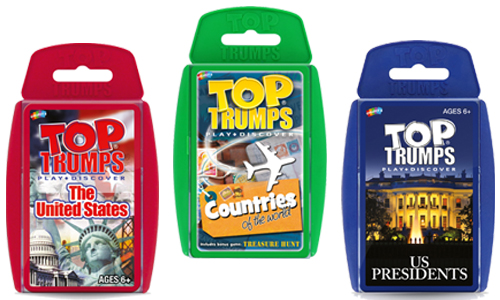 <small>Top Trumps for Educators Party</small>