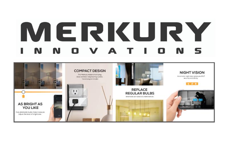 Merkury Innovations Smart Home TryaBox