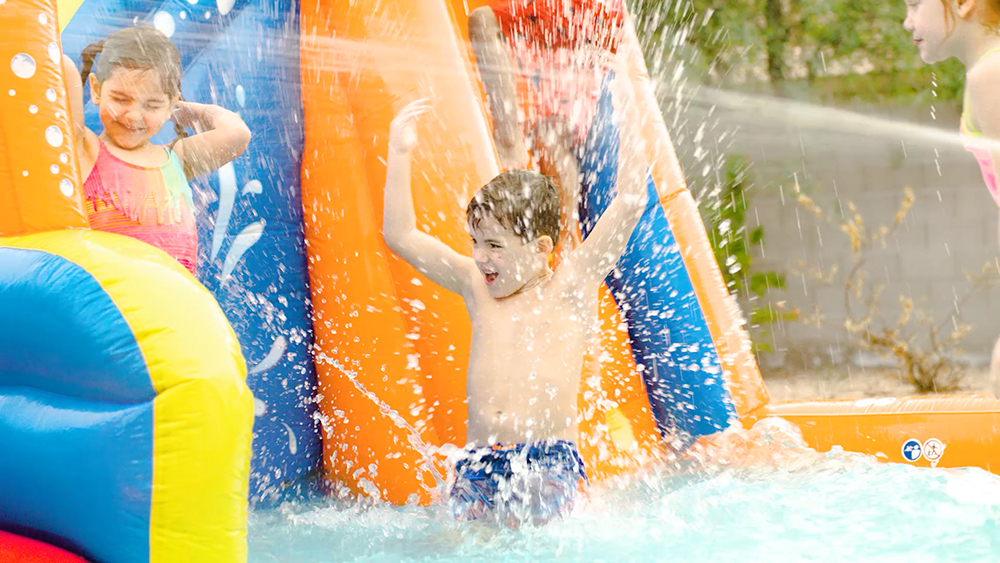 <small>Bestway® Splash on the Grass Party</small>