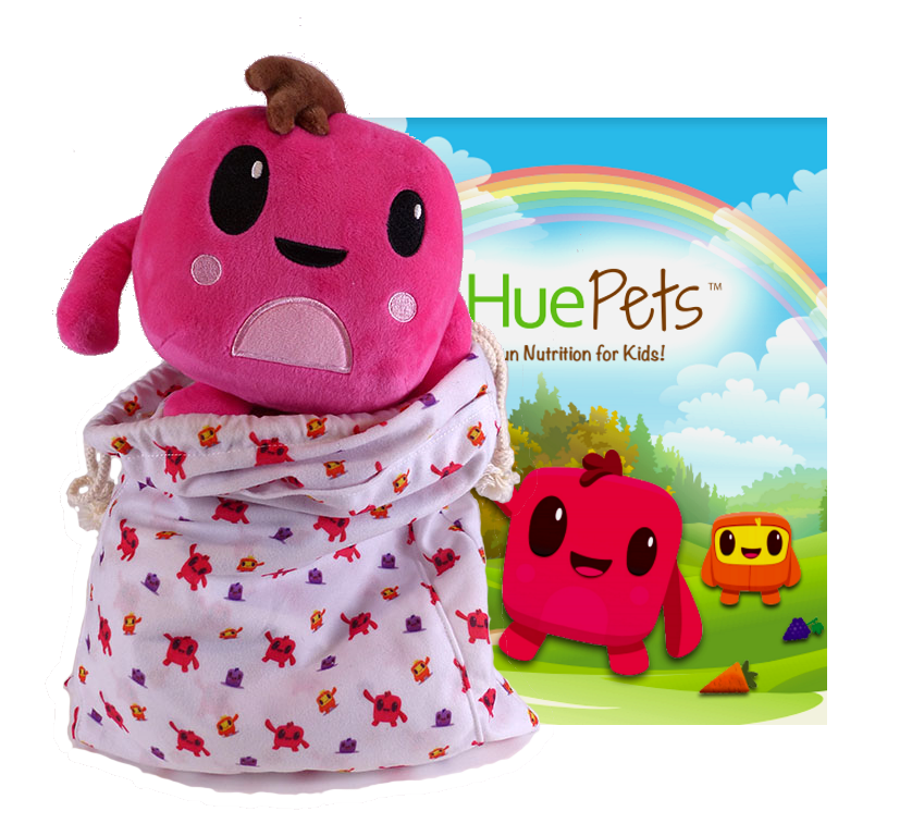 <small>HuePets: Fun to Eat Your Veggies Party</small>