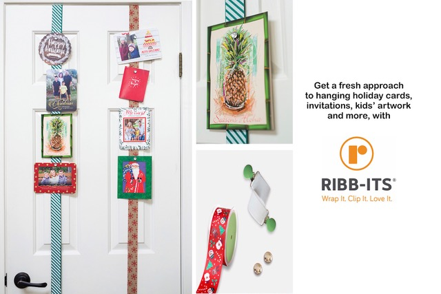 <small>Ribb-Its Display System Giveaway</small>