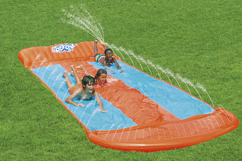 <small>Bestway® Triple Water Slide Party</small>