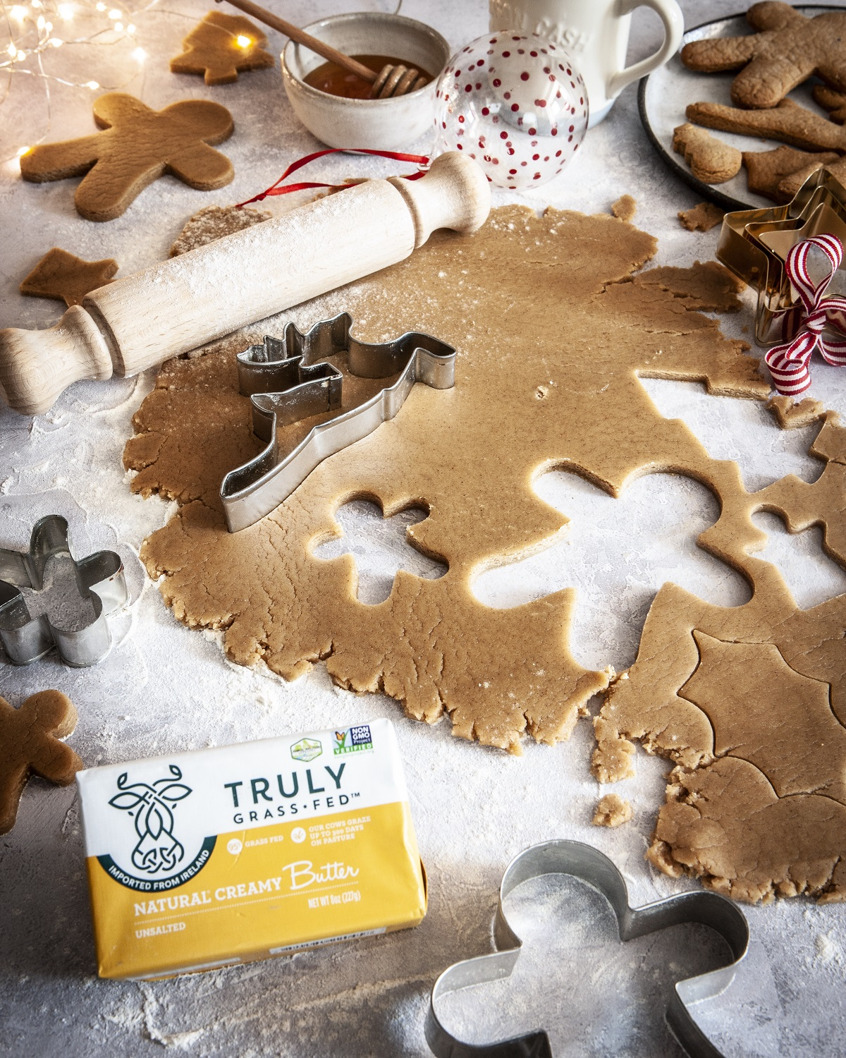 <small>Baking for the Holidays with Truly Grass Fed</small>