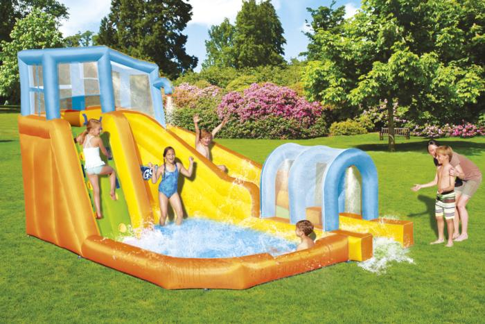 <small>Bestway® Slide into Spring Break Party</small>