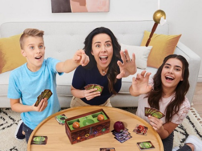 <small>Spin Master Kids VS Parents Game Night</small>