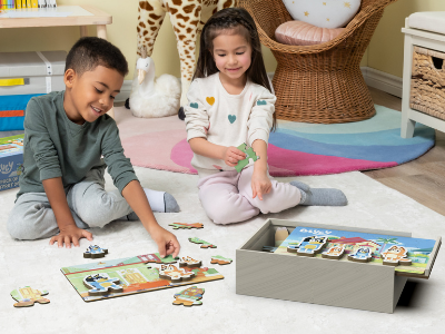 <small>Spin Master Puzzles and Princesses Party</small>